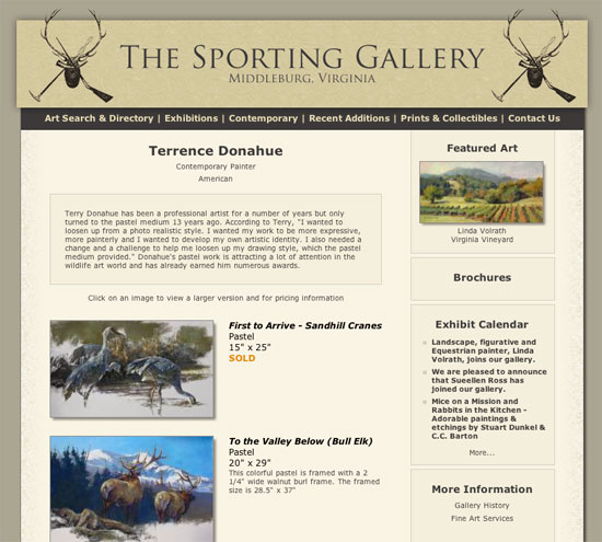 The Sporting Gallery